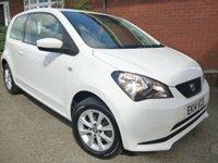 2014 SEAT MII 1.0 TOCA 3d 59 BHP Sat Nav & Bluetooth Included £5268.00