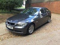 2005 BMW 3 SERIES 2.0 320D SE 4d AUTO 161 BHP £3495.00