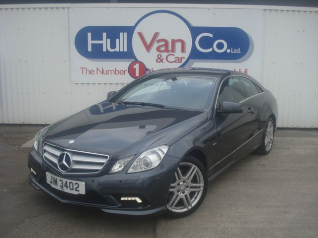 2010 MERCEDES-BENZ E CLASS 3.0 E350 CDI BLUEEFFICIENCY SPORT 2d AUTO 231 BHP