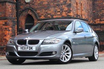 2011 BMW 3 SERIES 2.0 320d SE 4dr £9775.00