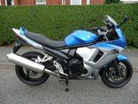 2011 SUZUKI GSX  650 FL1  £3995.00
