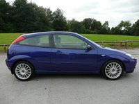 2004 FORD FOCUS 2.0 ST 170 3d 173 BHP £2495.00