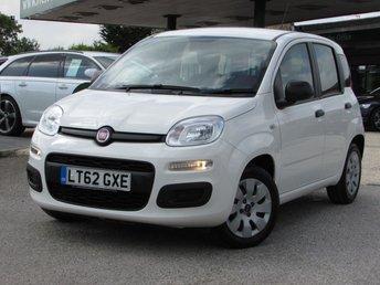 2012 FIAT PANDA 1.2 POP 5d 69 BHP £4250.00