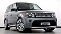 2012 LAND ROVER RANGE ROVER SPORT 3.0 SDV6 Autobiography Sport 5dr Auto £32995.00
