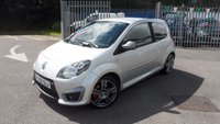 USED 2009 09 RENAULT TWINGO 1.6 RENAULTSPORT 3d 131 BHP Tinted Windows