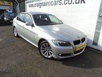 2009 BMW 3 SERIES 2.0 318I SE 4d 141 BHP £9495.00