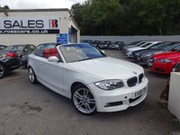 USED 2009 59 BMW 1 SERIES 2.0 120D M SPORT 2d 175 BHP NATIONALLY PRICE CHECKED DAILY
