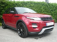 2014 LAND ROVER RANGE ROVER EVOQUE 2.2 SD4 DYNAMIC 5d 190 BHP 4 WHEEL DRIVE  £27650.00