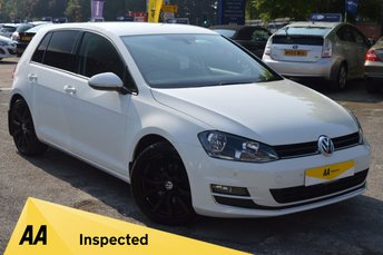 2013 VOLKSWAGEN GOLF 2.0 GT TDI BLUEMOTION TECHNOLOGY 5d 150 BHP £13896.00