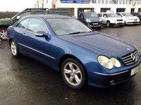 2002 MERCEDES-BENZ CLK 2.6 CLK240 AVANTGARDE 2d AUTO 170 BHP £2990.00
