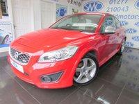 2010 VOLVO C30 1.6 D DRIVE R-DESIGN 3d 109 BHP £5995.00