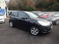 USED 2010 10 CITROEN C3 1.4 EXCLUSIVE 5d 96 BHP NATIONALLY PRICE CHECKED DAILY