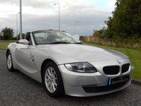 2008 BMW Z4 2.0 Z4 I SE ROADSTER 2d 150 BHP £6990.00