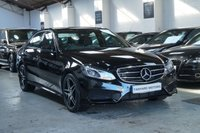 2015 MERCEDES-BENZ E CLASS 2.1 E250 CDI AMG NIGHT EDITION 4d AUTO 201 BHP £22995.00