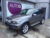 2007 BMW X5 3.0 D SPORT 5d 215 BHP £7995.00