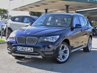 USED 2012 62 BMW X1 2.0 XDRIVE18D XLINE 5d AUTO 141 BHP Check out our 5* Reviews!