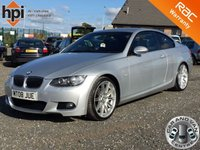 2008 BMW 3 SERIES 320I M SPORT 2d  £SOLD