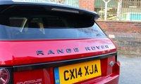 USED 2014 14 LAND ROVER RANGE ROVER EVOQUE 2.2 SD4 DYNAMIC 4X4 AUTO