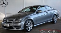 USED 2014 14 MERCEDES-BENZ C CLASS C250CDi AMG SPORT EDITION PREMIUM PLUS COUPE AUTO 202 BHP