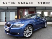 USED 2010 10 BMW 3 SERIES 2.0 320D SE BUSINESS EDITION 4d 181 BHP **F/SH * SAT NAV** **FULL SERVICE HISTORY * SAT NAV**
