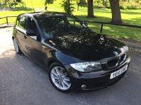 2010 BMW 1 SERIES 2.0 118D M SPORT 5d 141 BHP £7490.00