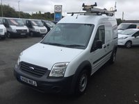 2011 FORD TRANSIT CONNECT T230 1.8 TDCi 110 LWB High Roof £SOLD