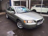 2008 VOLVO S60 2.0 S T 4d AUTO 177 BHP £3495.00