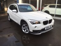 2014 BMW X1 2.0 SDRIVE16D SE 5d 114 BHP £SOLD