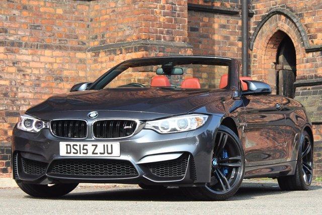 2015 15 BMW 4 SERIES 3.0 DCT 2dr (start/stop)