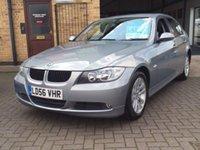 2006 BMW 3 SERIES 2.0 320D SE 4d 161 BHP £4995.00