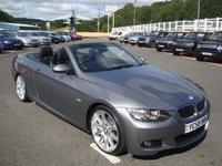 USED 2009 58 BMW 3 SERIES 2.0 320D M SPORT 2d 174 BHP FSH 6 Services. High spec- 19inch twin spoke alloys, heated seats, Hi-Fi with Media input, xenons++