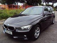 2012 BMW 3 SERIES 2.0 320D EFFICIENTDYNAMICS 4d 161 BHP £10890.00