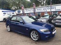 2009 BMW 3 SERIES 2.0 318I M SPORT 4d AUTO 141 BHP £8995.00