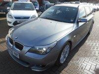 2005 BMW 5 SERIES 3.0 530D M SPORT 5d 228 BHP £5990.00