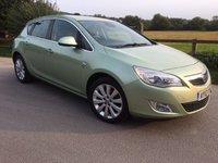 2012 VAUXHALL ASTRA 1.6 ELITE 5d AUTO 113 BHP £6995.00