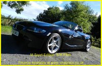 2008 BMW Z4 2.0 Z4 ROADSTER ED SPORT 2d 148 BHP £7500.00