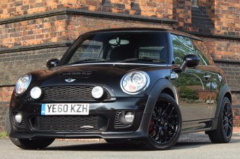 2010 MINI HATCH 1.6 John Cooper Works 3dr 211 BHP [CHILI/MEDIA PACK] £SOLD