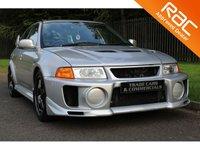 1998 MITSUBISHI LANCER 2.0 EVOLUTION V 4dr 356 BHP £7000.00