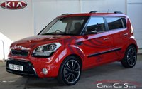 2013 KIA SOUL 1.6CRDi INFERNO 5 DOOR 6-SPEED 126 BHP £8990.00