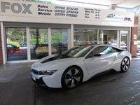 2015 BMW I8 1.5 I8 2d AUTO 228 BHP £70000.00