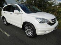 2012 HONDA CR-V 2.2 I-DTEC EX 5d 148 BHP £13994.00