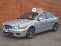 2008 JAGUAR X-TYPE 2.2 SPORT PREMIUM 4d 155 BHP RARE, TOP SPEC £4495.00
