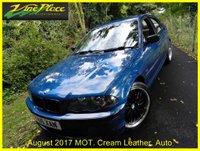 2001 BMW 3 SERIES 2.5 325I SE 4d 190 BHP £1500.00