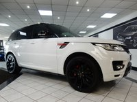 2014 LAND ROVER RANGE ROVER SPORT 3.0 SDV6 HSE AUTOBIOGRAPHY LOOKS £57750.00