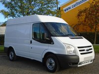 2010 FORD TRANSIT 2.2Tdci 85 T260s Medium roof panel van Fwd [ Managers Special Web Offer ]  £4950.00