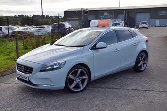 2013 VOLVO V40 1.6 D2 SE 5d 113 BHP *FREE TAX* £9750.00