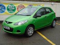 2010 MAZDA 2 1.3 TS 5d 74 BHP £4500.00