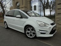 USED 2013 13 FORD S-MAX 2.0 TITANIUM X SPORT TDCI 5d 161 BHP *FINANCE ARRANGED*PART EXCHANGE WELCOME*