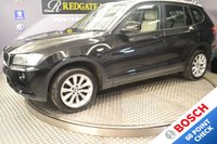 2012 BMW X3 2.0 XDRIVE20D SE 5d AUTO 181 BHP £16494.00