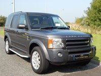 2006 LAND ROVER DISCOVERY 2.7 3 TDV6 SE 5d 188 BHP £11990.00
